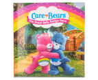 Scholastic Care Bears Cheer Bear Gift Set Book & Plush Toy 4