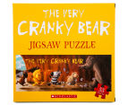 Scholastic The Very Cranky Bear Storybook and Jigsaw Set 4