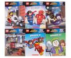 Scholastic Lego DC Comics Boxed Set 5