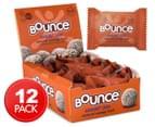 12 x Bounce Hazelnut Cacao Natural Energy Balls 42g 1
