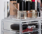 Illuminate Me 22-Compartment Acrylic Cosmetic Organiser 3