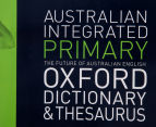 Australian Integrated Primary School Dictionary and Thesaurus  6