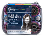 Goody Pump Up Your Style Self Holding Rollers 31pc Set - Multi 1