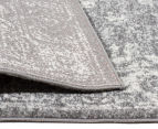 Tapestry Contemporary Easy Care Vienna 400x300cm Rug - Grey 4