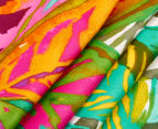 KAS Akela Queen Bed Quilt Cover Set - Multi  2
