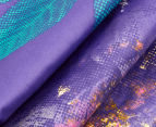 KAS Harper King Bed Quilt Cover Set - Multi  2