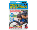Bicycle Saddle Bag w/Mini Tools & Tyre Repair Kit 5