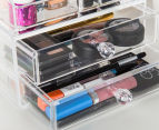 Illuminate Me 11-Compartment Acrylic Cosmetic Organiser 2