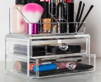Illuminate Me 11-Compartment Acrylic Cosmetic Organiser 3