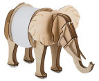 Lumi Co by Delight Decor 3D LED Timber Table Lamp - Elephant 2