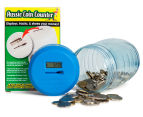 Digital Aussie Coin Counter - Blue 1