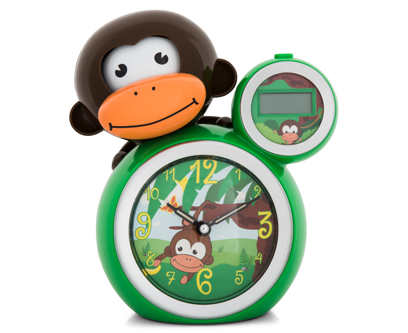 babyzoo sleep trainer clock instructions