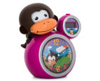 BabyZoo Sleep Trainer Clock - Pink 3