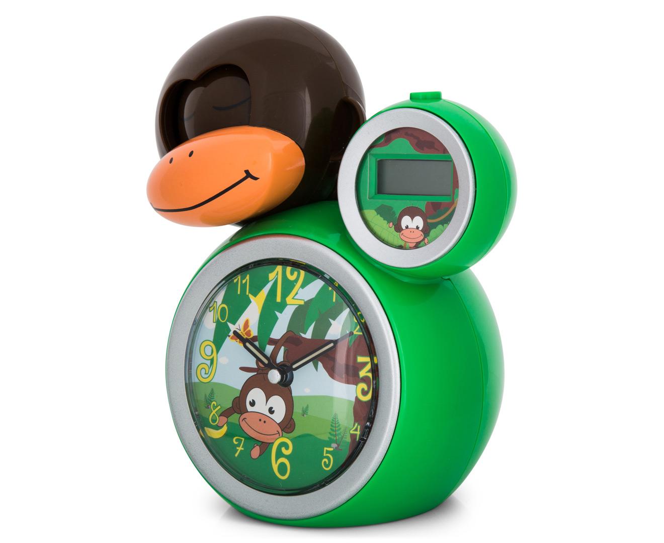 babyzoo sleep trainer clock instructions