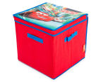 Cars 33x33cm Medium Toy Box - Red 1