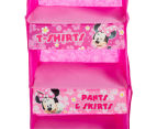 Minnie Mouse 115x30cm Wardrobe Organiser - Pink  4