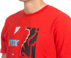 Fox Men's Adik Tee - Flame Red  6