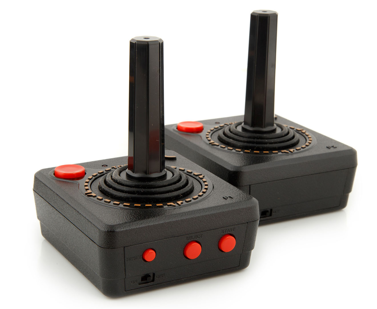 atari flashback 7 classic game console 101 built in games. Black Bedroom Furniture Sets. Home Design Ideas