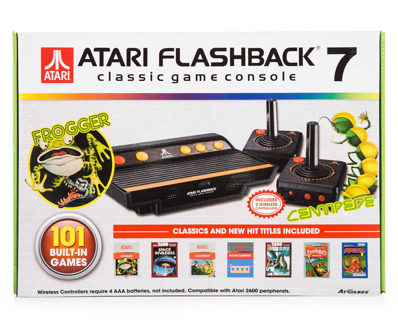 Atari Flashback 3 Classic Game Console Only with Power ...