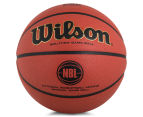 Wilson NBL Official Game Ball Official Size Basketball - Orange  1