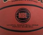 Wilson NBL Replica Game Ball #7 Official Size Basketball - Orange  2
