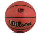 Wilson NBL Official Game Ball Official Size Basketball - Orange  2