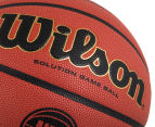 Wilson NBL Official Game Ball Official Size Basketball - Orange  4