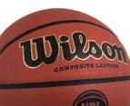 Wilson NBL Replica Game Ball #7 Official Size Basketball - Orange  4