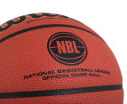 Wilson NBL Official Game Ball Official Size Basketball - Orange  5