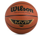 Wilson NCAA MVP Official Size Basketball - Orange 1