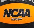 Wilson NCAA MVP Official Size Basketball - Orange/Black  2