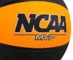 Wilson NCAA MVP Official Size Basketball - Orange/Black  5