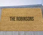 Personalised 45x75cm Door Mat - Large 2