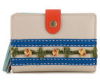 Spencer & Rutherford Miss Money Penny Folded Wallet - Provocative 1