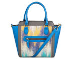 Spencer & Rutherford Cassie Tote Bag - Watercolour 1
