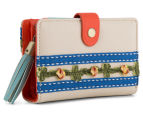 Spencer & Rutherford Miss Money Penny Folded Wallet - Provocative 2