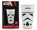 Star Wars Stormtrooper Pint Glass - White  1