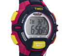 Timex Women's 30-Lap Rugged Sports Watch - Blue/Pink 2