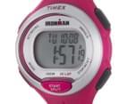 Timex Women's Essential 30 Sports Watch - Pink/Silver 3