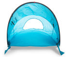 Caribee Rapid Beach Sun Shelter - Blue 2