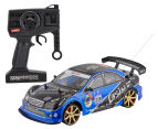 NQD 1/10 4WD Drift Racer Remote Control Car - Blue/Black 1