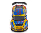 NQD 1/10 4WD Drift Racer Remote Control Car - Red/Yellow/Blue  4