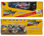 NQD 1/10 Super Dirt Racing Buggy - Black/Red/Blue/Silver 6