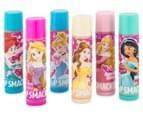 Lip Smacker Disney Princess Christmas Lip Balm Collection 6-Piece Tin 6