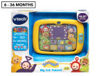Vtech Teletubbies Learning Tablet - Yellow 1