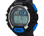 Timex Men's Expedition Global Shock Sports Watch - Black/Blue 3