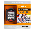 Timex Cycle Trainer 2.0 GPS Bike Computer With Heart Rate Monitor - Black 6