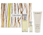 Calvin Klein Eternity for Women EDP 3-Piece Gift Set 1