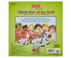 Fisher-Price Little People: Who's New At The Zoo Book 4