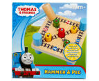 Thomas & Friends Hammer & Peg Game Toy - Multi  1